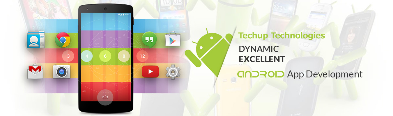 Android App Development Company in Varnasi